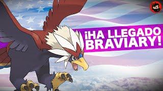 Braviary  - (Pokémon) - QUE TAN BUENOS SON BRAVIARY Y RUFFLET?! | 1808 | POKEMON GO