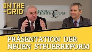 Steuerreform In Österreich - Entlastung Für Kleine Und Mittlere Einkommen, On The Grid Ep: 194