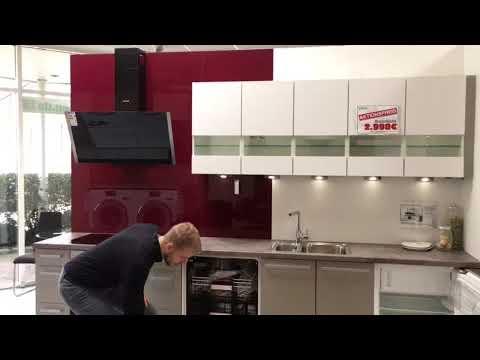 Moderne Küchenzeile 2093