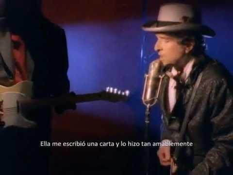 Bob Dylan - Not Dark Yet (Subitulado)