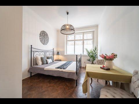 Video z << Prodej bytu 1+kk, 17 m2, Praha >>