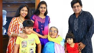Telugu Actor Ali Family Rare and Unseen Images