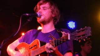 Johnny Flynn and the Sussex Wit -- Tickle Me Pink - Manchester Club Academy - 07/10/13