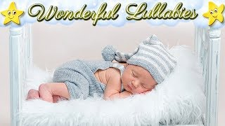 2 Hours Soft Calming Baby Lullaby Sleep Music ♥ Bedtime Musicbox Melody ♫ Good Night Sweet Dreams
