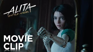 Trailer of Alita: Battle Angel (2019)