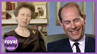 'His Humour Always Shone Through': Princess Anne and Prince Edward Reflect on Their Father's Life