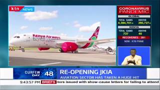 Re-opening of JKIA: Plans in top gear to resume post-COVID-19 after aviation sector takes huge hit