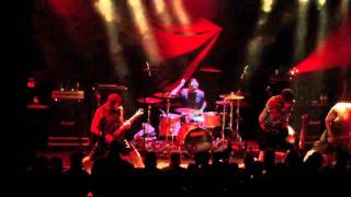 "36 Crazyfists - ""In The Midnights"" Live @ Vannes - Echonova"