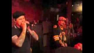 Dropkick Murphys - Fightstarter Karaoke @ Lansdowne Pub in Boston, MA (3/17/14)