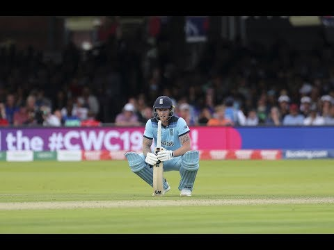 ICC World Cup 2019 FINAL | England VS New Zealand LIVE | Scores Tied Time For Super Over