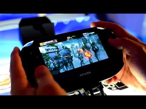 E3 videa z Playstation Vita her