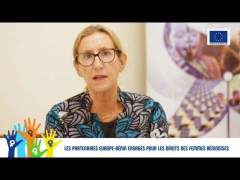 Journée de la femme 2021: La Team Europe souhaite une bonne fête aux femmes béninoises