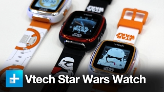 Vtech Star Wars Smart-Style Watch and AR Camera - Hands On Review