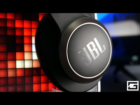 Noise Cancelling That Thumps! : JBL Live 650BTNC REVIEW