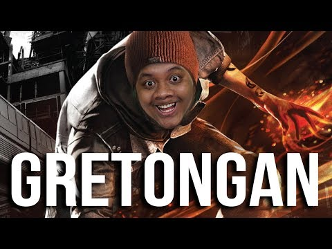 Review Game GRATISAN - Infamous Second Son