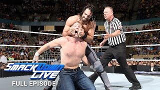 WWE SmackDown LIVE Full Episode, 19 July 2016 - WWE Draft 2016