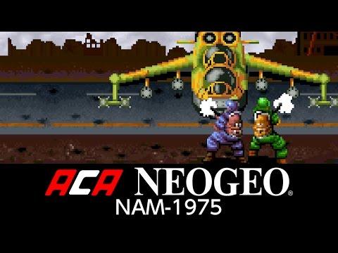 ACA NEOGEO NAM-1975 thumbnail