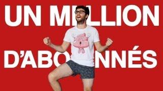 BONUS Cyprien - Un million d'abonnés !