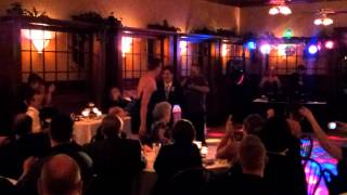 Maid Of Honor Swaps Clothes With Best Man