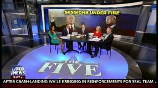 Fox Host Suggests Sen. Franken Duped Jeff Sessions Into Lying About Russia Contacts