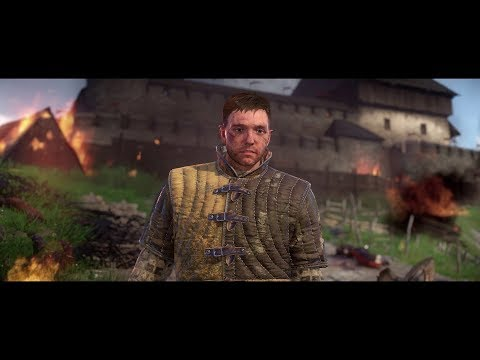 Kingdom Come: Deliverance - Launch Trailer - Henry, The Uncommon Commoner