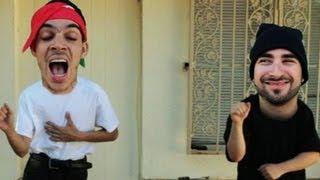 "LiL MoCo - ""BORRACHO"" ft. GrassHOPPER Music Video - ( Faded Parody )"