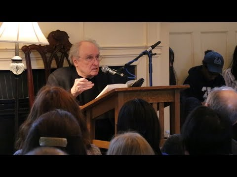 Download Wellesley English Professor Frank Bidart Wins 2018 Pulitzer Prize for Poetry Mp4 HD Video and MP3