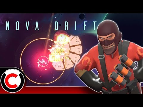 Nova Drift: The Stealth Arsonist Build - Ultra Co-op