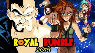 WWE Royal Rumble 2019   OSW Review 79