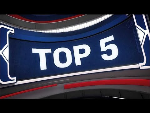 NBA Top 5 Plays Of The Night   June 5, 2021