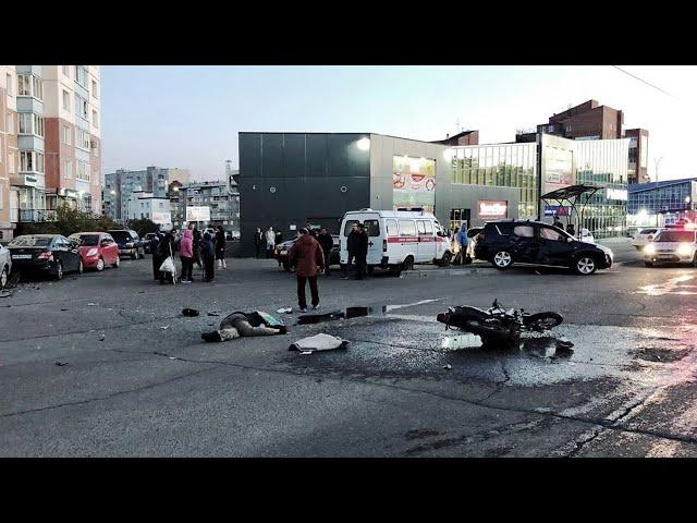 Мотоциклист погиб в ДТП