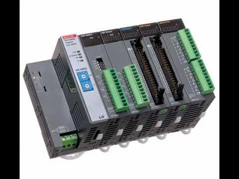 PLC - LS Industial System (MasterK, GLOFA, XGB, XGT, Smart I/O) - zdjęcie