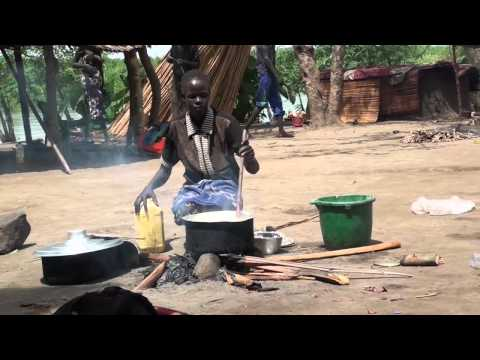 South Sudan - In fishing camps of the Su