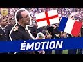 France - Angleterre : L'émouvant Don't look back in anger (Oasis)