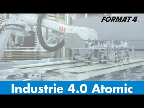 Format-4 Industry 4.0 for Atomic Skis