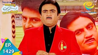 Taarak Mehta Ka Ooltah Chashmah - Episode 1429 - Full Episode