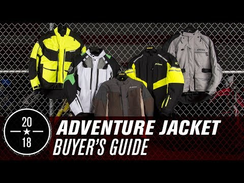 Best Adventure and Dual Sport Motorcycle Jackets | 2018