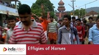 Effigies of Horses