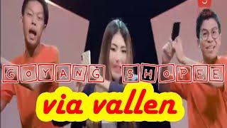 Gambar cover Iklan promo goyang shopee iklan yang lagi hits ngetop super shopping day ft via valen and bayu skak