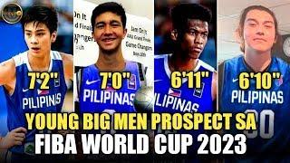 Ang mga young big men Gilas prospects para sa FIBA World Cup 2023!