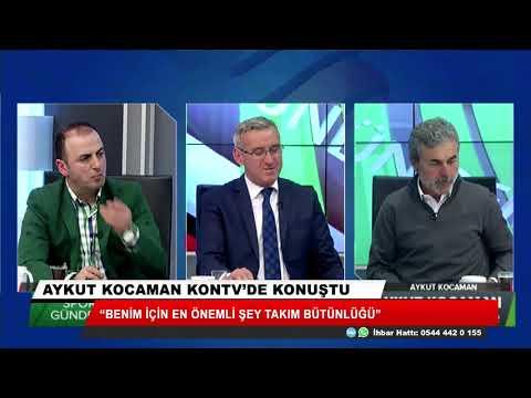 Aykut Kocaman KONTV'de konuştu