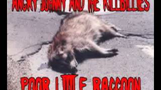 "Angry Johnny And The Killbillies ""Poor Little Raccoon"""
