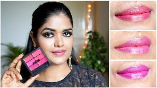 Nykaa Sealed With A Kiss -Girl Boss Pallet Review || #100dayswithsowbii Day 6