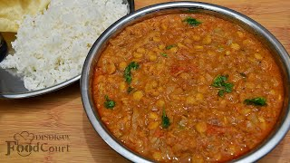 Cabbage Curry For Rice,  Chapati/ Cabbage Gravy/ Cabbage Recipes