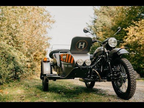 Мотоцикл «Навального»
