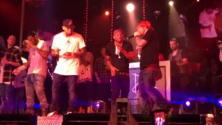 Chris Brown Live @ Drais--Labor Day Weekend 2015--Loyal (Acapella), Thinking Out Loud, Loyal