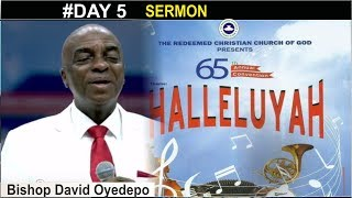 Bishop David Oyedepo Sermon @ RCCG 2017 HOLY GHOST CONVENTION SERVICE