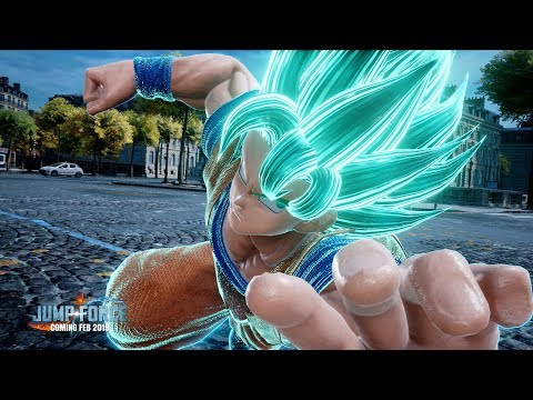 JUMP FORCE - Awakening Trailer | X1, PS4, PC thumbnail