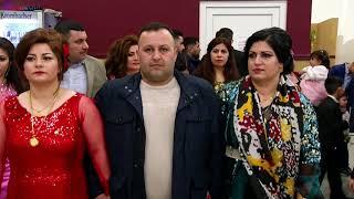 Imad Selim 2018 - Jaschar & Sena Part 5 - kurdische Hochzeit - by Evin Video