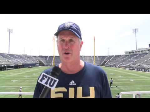 Ron Turner Post Practice Full Interview